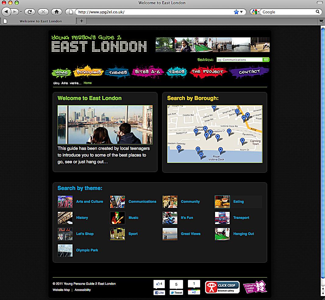 YPG2EL Home Page