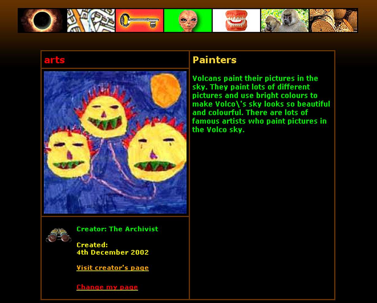 28 VOLCO Painters