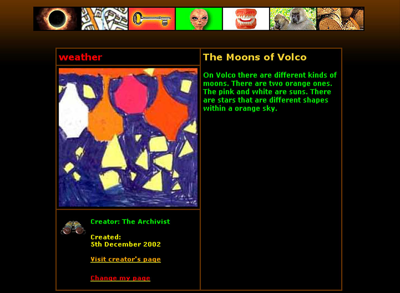 29 VOLCO The Moons of Volco